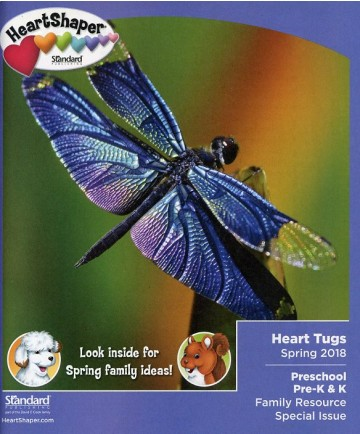 Heart Tugs (take-home paper) / Spring
