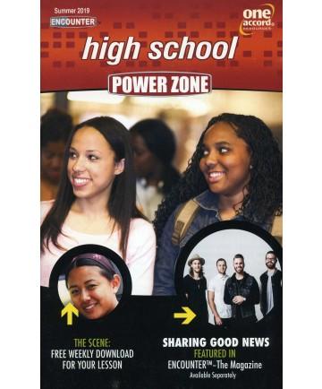 High School Power Zone / Summer