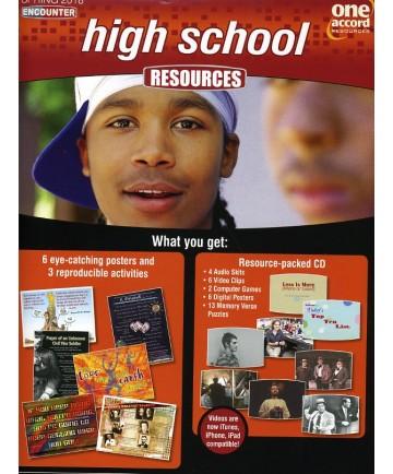 High School Resources / Spring