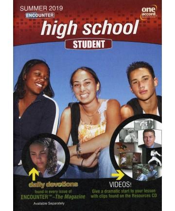 High School Student Guide / Summer