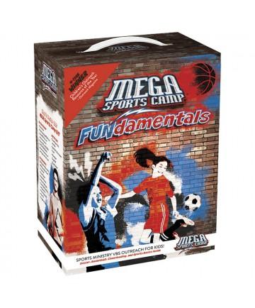 MEGA Sports Camp FUNdamenatals Starter Kit