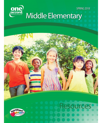 Middle Elementary Resources /  Spring