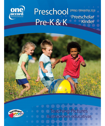 Pre-K & K Teaching Pictures / Spring