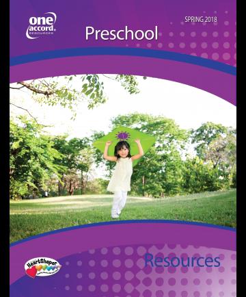 Preschool Resources / Spring