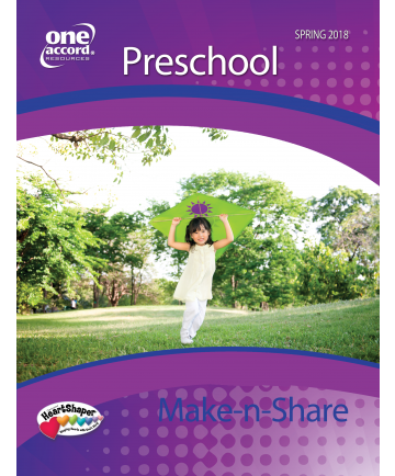Preschool Make-n-Share / Spring