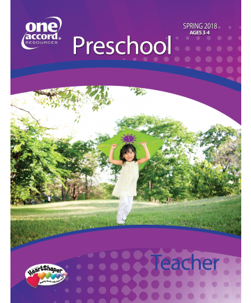 Preschool Teacher / Spring