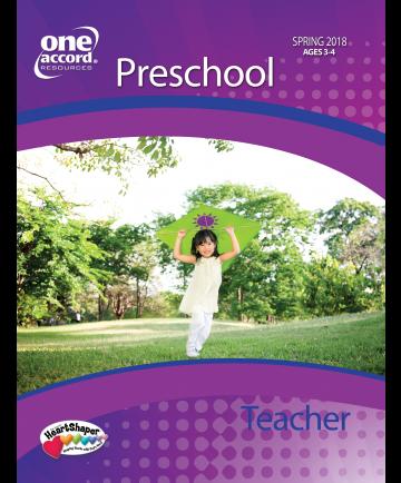 Preschool Teacher / Spring