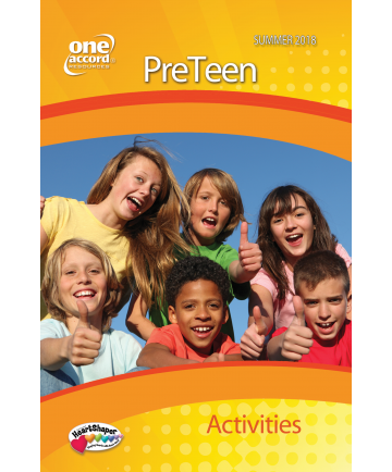 PreTeen Activities / Summer