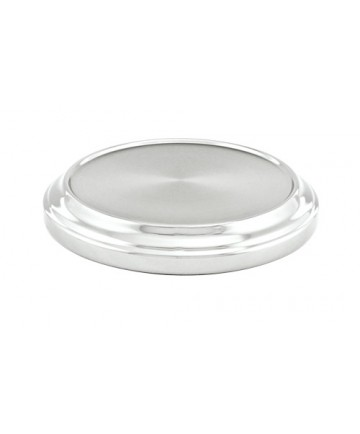 Silvertone Aluminum Stacking Bread Plate Base