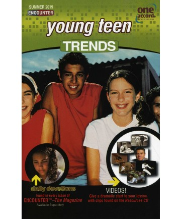 Young Teen Trends / Summer