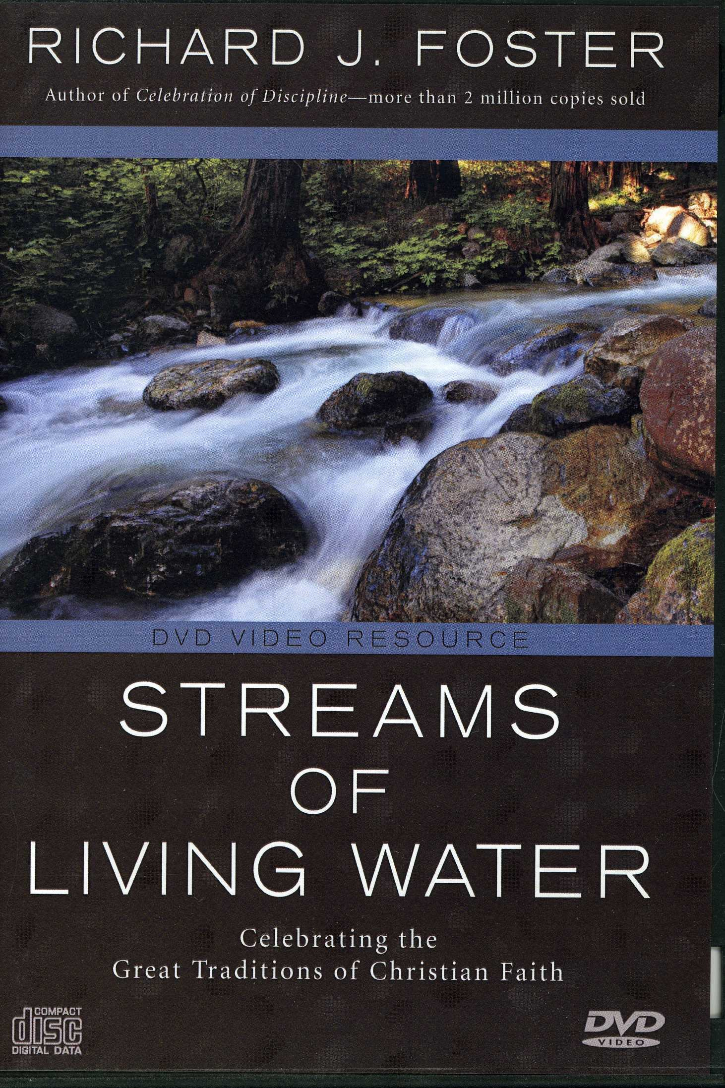 Streams of Living Water DVD Kit - Streams Of Living Water DVD Kit - Curriculum Of Christlikeness