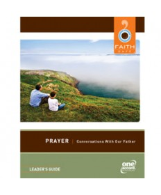 Faith Cafe': Prayer Conversations With Our Father Leader's Guide