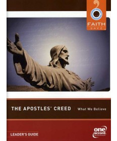 Faith Cafe: Apostle's Creed: What We Believe Leader's Guide