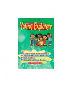 Young Explorers Kits on CD V3