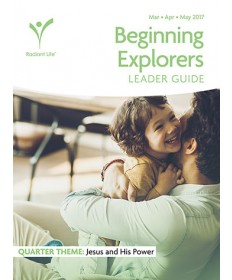Beginning Explorers Teacher Guide - Spring