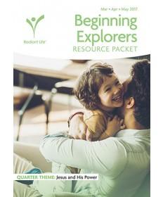 Beginning Explorers Resource Packet / Spring
