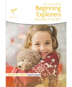 Beginning Explorers Resource Packet Winter