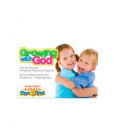 Little KidsTime Growing With God Kit