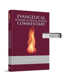 Evangelical Sunday School Commentary Combo 1: Microsoft Word USB 2020-21