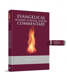 Evangelical Sunday School Commentary Combo 2: PowerPoint USB 2020-21