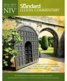 NIV  Standard Lesson Commentary 2014-2015