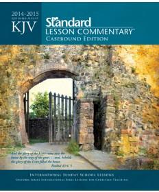 KJV Standard Lesson Commentary Casebound Edition 2014-15