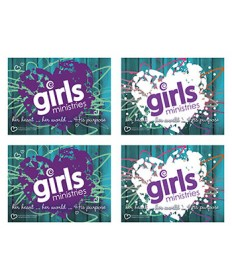 Girls Ministries Postcard