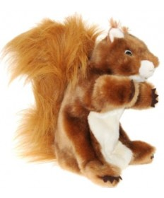 Scamper Squirrel Puppet