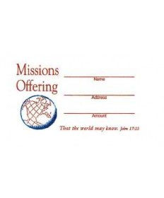 Offering Env - Missions