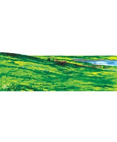 Betty Lukens flannelgraph Small Hillside