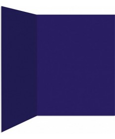 Betty Lukens flannelgraph Large Purple Board, mounted