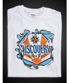 Discovery Rangers White T-Shirt/ YM