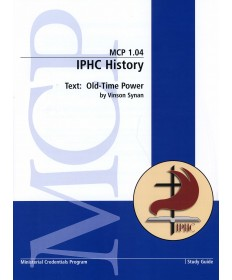 SG: IPHC History (Old-Time Power)