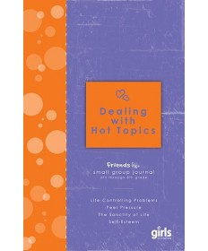 Friends Dealing with Hot Topics: Journal Page Booklets