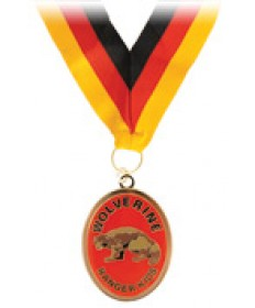 Trail to Wolverine Neck Medallion