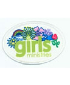 Girls Ministries Leader Badge