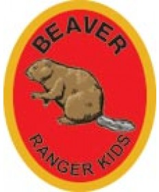 Ranger Kids Advancement Patch / Beaver