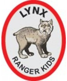 Ranger Kids Advancement Patch/ Lynx