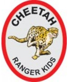 Ranger Kids Advancement Patch/ Cheetah