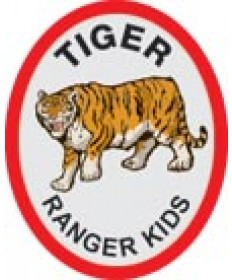 Ranger Kids Advanecment Patch/ Tiger