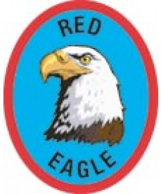 DR Adv Patch/Red Eagle