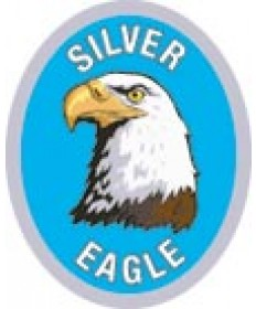 DR Adv Patch/Silver Eagle