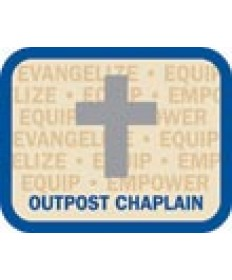 LO Insignia/ Outpost Chaplain Patch