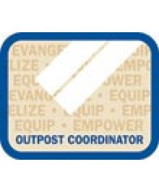 LO Insignia/ Outpost Coordinator Patch