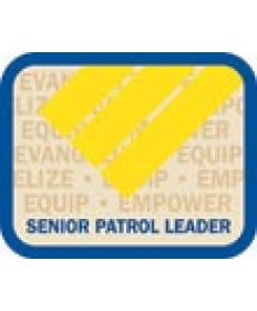 LO Insignia Patch/ Sr Patrol Leader