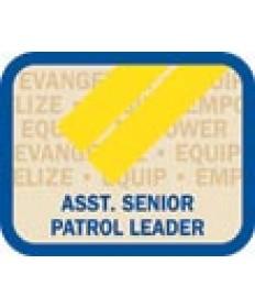 LO Insignia Patch/ Asst. Sr Patrol Leader