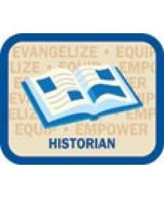 LO Insignia/ Historian Patch