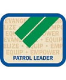 LO Insignia/ Patrol Leader Patch