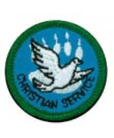 Green Merits/Christian Service