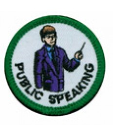 Green Merits/Public Speaking